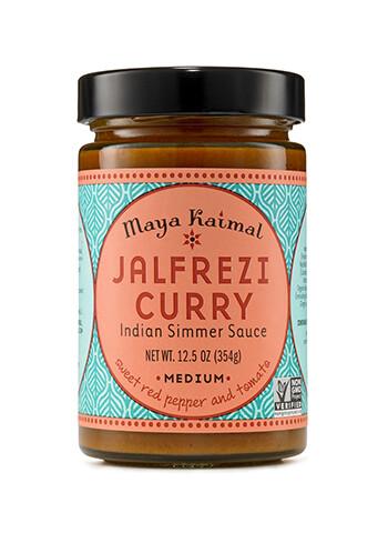 Grocery / International / Maya Kaimal Jalfrezi Curry Med