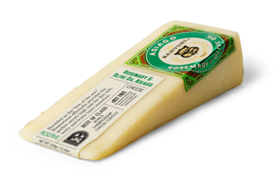 Deli / Cheese / Sartori Asiago with Rosemary and Olive Oil, 5.3 oz