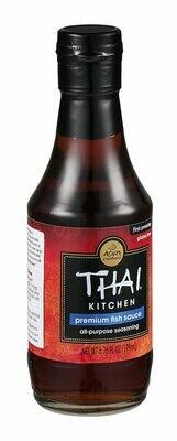 Grocery / International / Thai Kitchen Fish Sauce, 6.76 oz