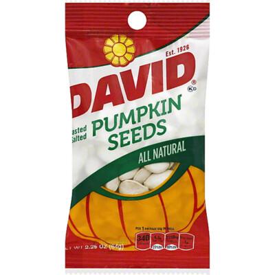Snack / Snack / David's Pumpkin Seeds 2.25 oz