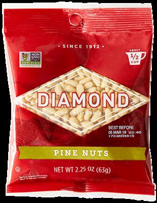 Snack / Nuts / Diamond Pine Nuts, 2.25 oz.