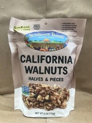 Snack / Nuts / California Walnuts, 6 oz.