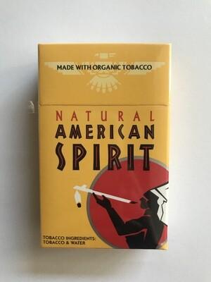 Tobacco / Cigarettes / American Spirit Gold