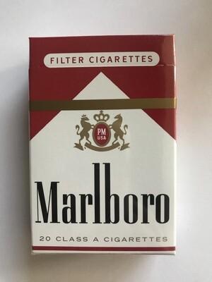Tobacco / Cigarettes / Marlboro Red