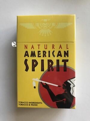 Tobacco / Cigarettes / American Spirit Yellow