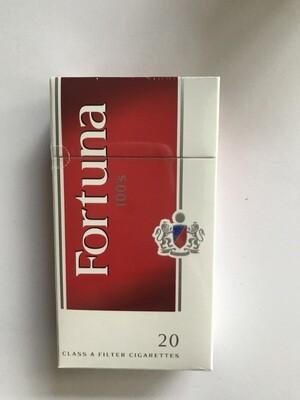 Tobacco / Cigarettes / Fortuna Red 100s