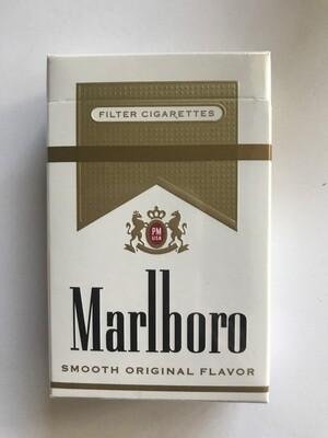 Tobacco / Cigarettes / Marlboro Gold
