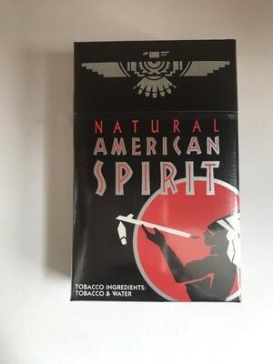 Tobacco / Cigarettes / American Spirit Black