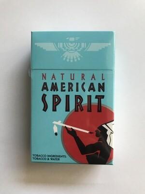Tobacco / Cigarettes / American Spirit Light Blue