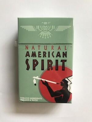 Tobacco / Cigarettes / American Spirit Celadon