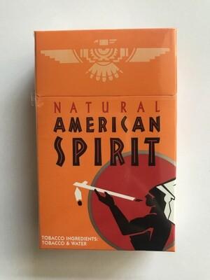 Tobacco / Cigarettes / American Spirit Orange