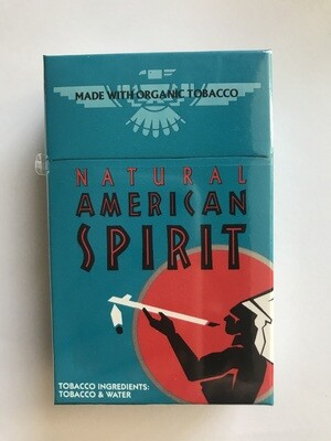 Tobacco / Cigarettes / American Spirit Turquoise