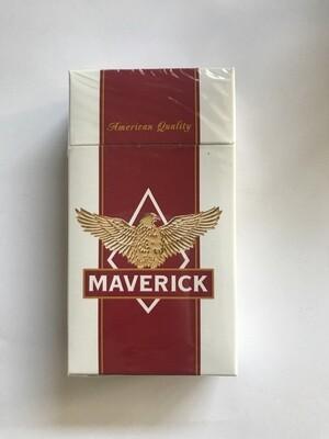 Tobacco / Cigarettes / Maverick Red 100's