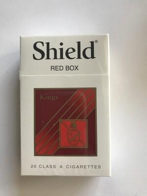 Tobacco / Cigarettes / Shield Red