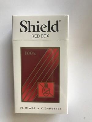 Tobacco / Cigarettes / Shield Red 100's