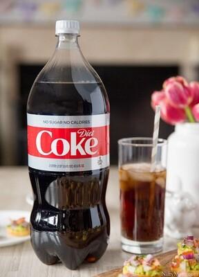Beverage / Soda / Diet Coke 2 Liter