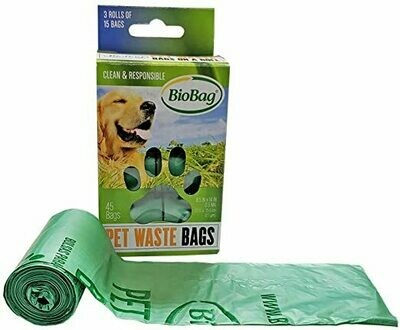 Household / Bags / Bio Bags Dog Roll
