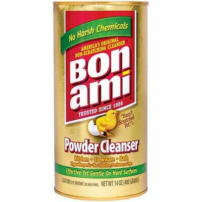 Household / Cleaners / Bon Ami Cleanser Powder.