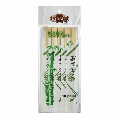 Household / Kitchen / Dynasty Bamboo Chopsticks