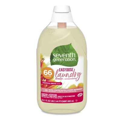 Household / Laundry / 7th Generation Easy Dose Laundry Tropical