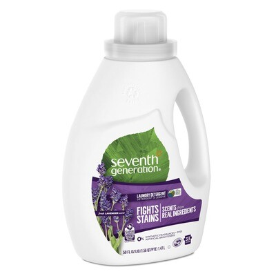 Household / Laundry / 7th Generation Laundry Lavender