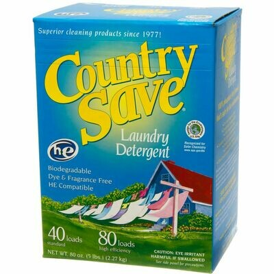 Household / Laundry / Country Save Detergent 80 oz