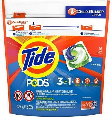 Household / Laundry / Tide Pods Original