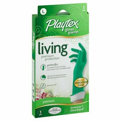 Household / Kitchen / Playtex Gloves Large