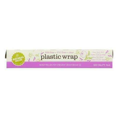 Household / Plastic / Natural Value Plastic Wrap