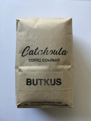 Coffee / Beans / Catahoula Coffee Butkus, 12 oz