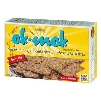 Grocery / Crackers / Ak-Mak Crackers , 4.15 oz