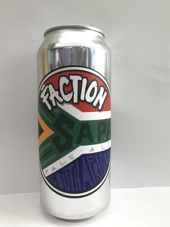 Beer / 16 oz / Faction S.A.P.A.  16 oz