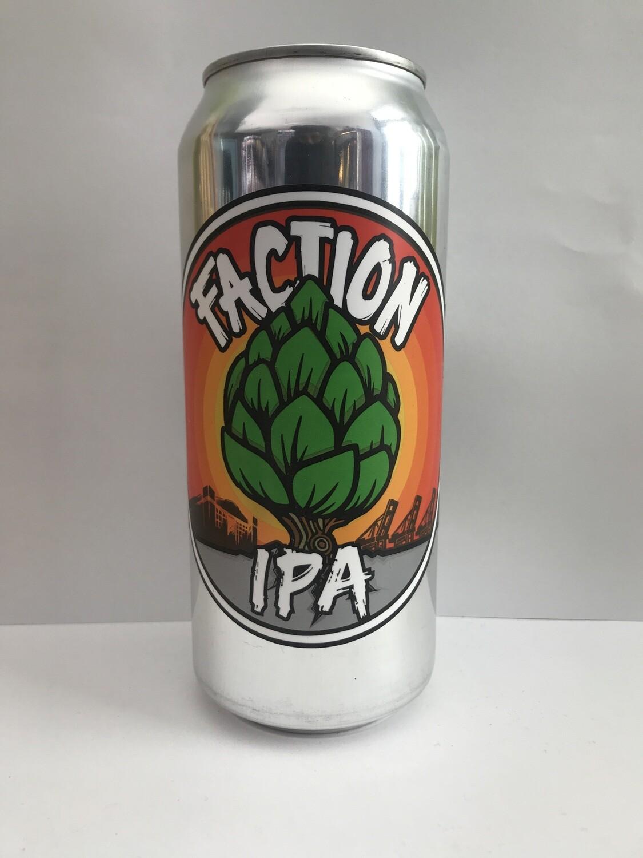 Beer / 16 oz / Faction, Summer IPA, 16 oz