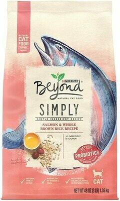 Household / Pet / Beyond Cat Food, Simply Salmon Dry Food 3lb