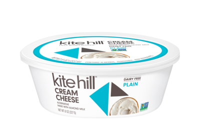 Dairy / Dairy Substitute / Kite Hill Vegan Cream Cheese, Plain 8 oz.