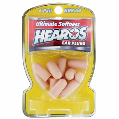 Health And Beauty / general / Hearos Ear Plugs 12 ct