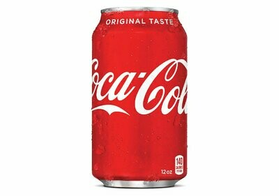 Beverage / Soda / Coke Can 12 oz