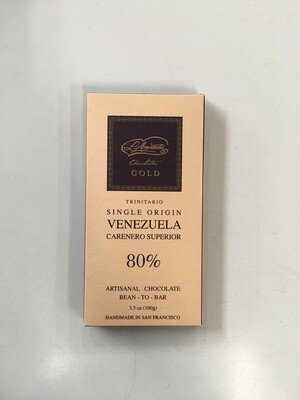 Candy / Chocolate / L'Amourette Chocolate, Venezuela 80%