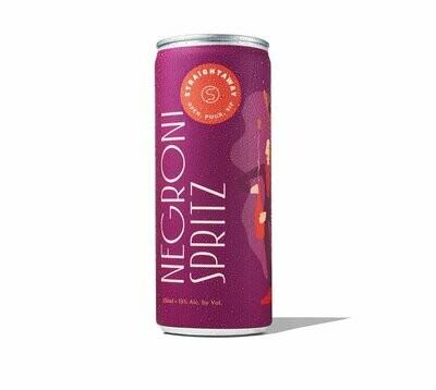 Wine / Sparkling / Straightaway Negroni Spritz, 250 ml can