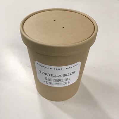 Frozen / Entree / Franklin Bros. Market Tortilla Soup, 32 oz