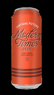 Beer / 19 oz / Modern Times, Virtual Futures, 19.2 oz