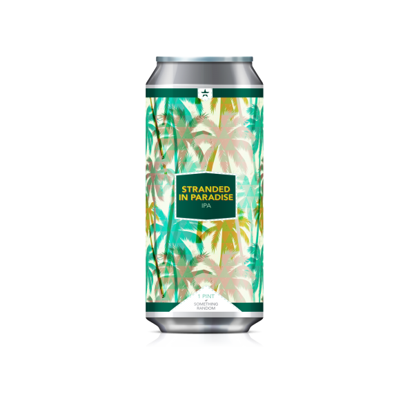 Beer / 16 oz  / New Glory, Stranded in Paradise, 16 oz