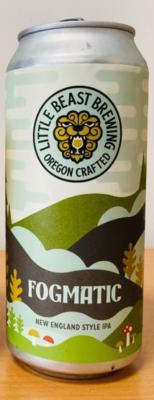 Beer / 16 oz / Little Beast, Fogmatic, 16 oz
