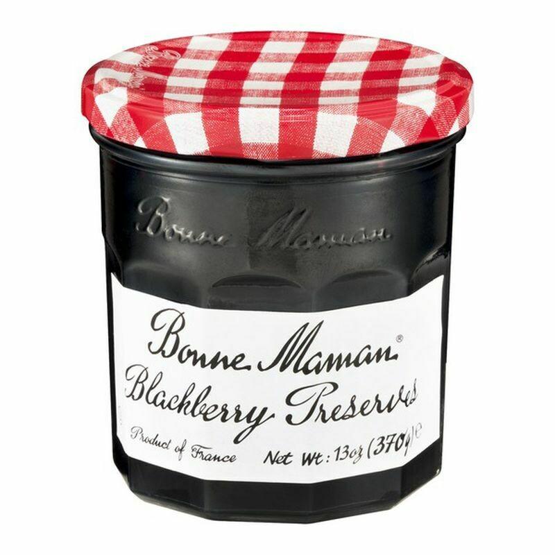 Grocery / Jam / Bonne Maman Blackberry