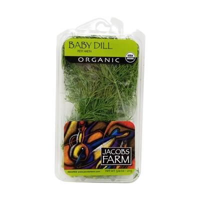 Produce / Herbs / Jacobs Farm Dill - Organic