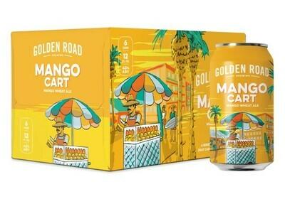 Beer / 6 Pack / Golden Road Mango Cart 6-Pack