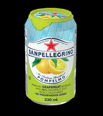 Beverage / Soda / San Pellegrino Pompelo