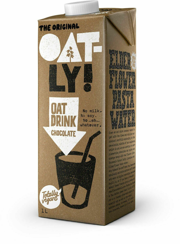 Dairy / Dairy Substitute / Oatly Chocolate Milk, 32 oz