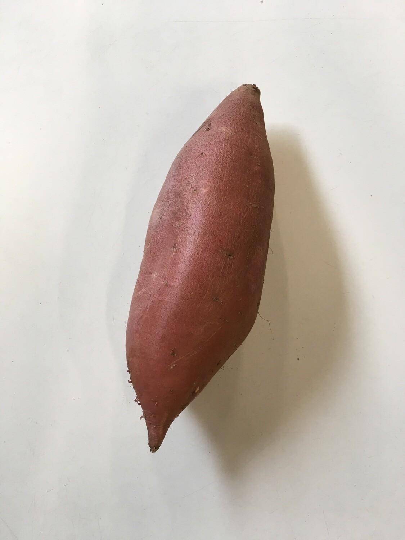 Produce / Vegetable / Organic Garnet Sweet Potato, jumbo