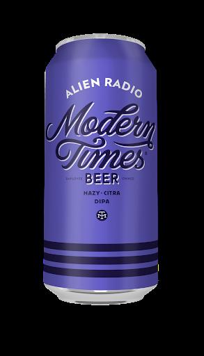 Beer / 16 oz / Modern Times, Alien Radio 16 oz